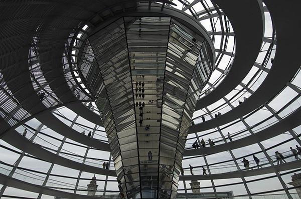 Cúpula Reichstag - Berlim - Alemanha