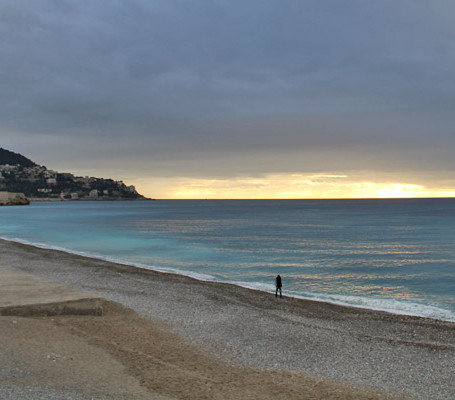 Nice, o centro da Côte d'Azur