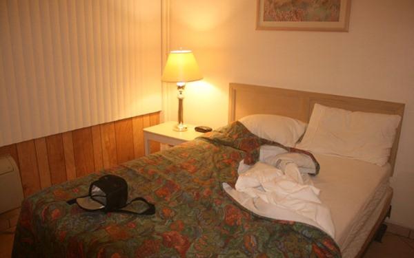Quarto - Sundeck Motel - Fort Laudardale - Flórida - Eua