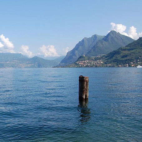 Lago de Iseo, Monte Isola & Cia.