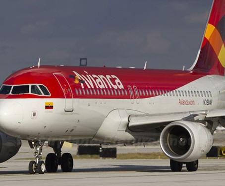 Segundo trajeto: Bogotá – Miami