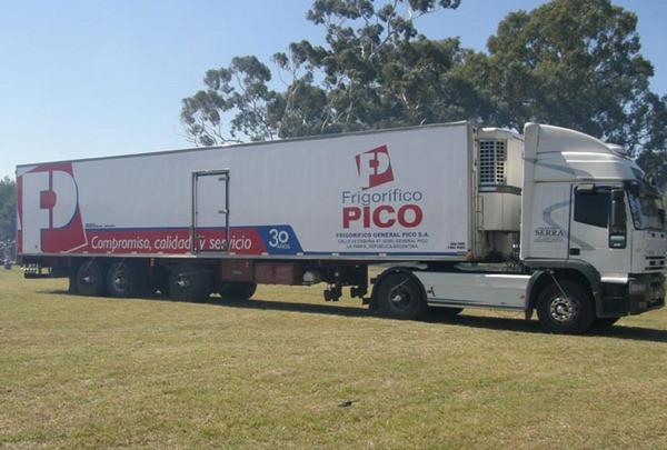 Carreta do Frigorifico - O maior churrasco do mundo