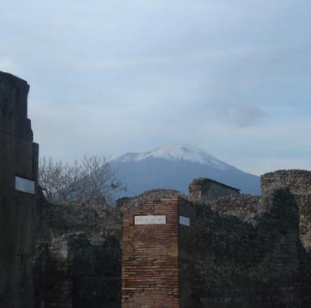 Pompéia na Itália: A cidade congelada no tempo.