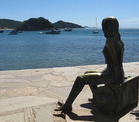 Búzios: Uma das maravilhas do Rio de Janeiro.