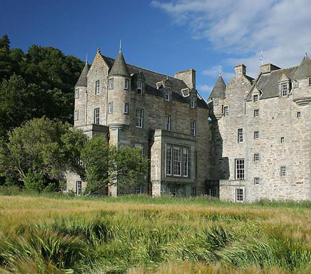 A Escócia e seus lindos castelos.