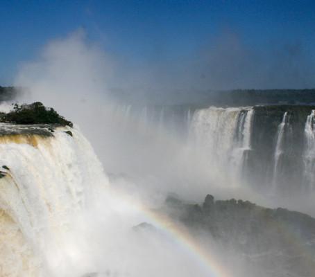 Cataratas do Iguaçu, uma emoção a parte.