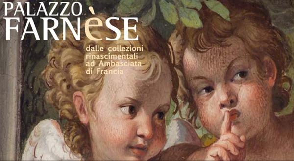 Exposição - Palácio Farnese - Roma - Itália