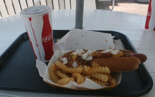 Hot Dog - Orlando - Florida - EUA