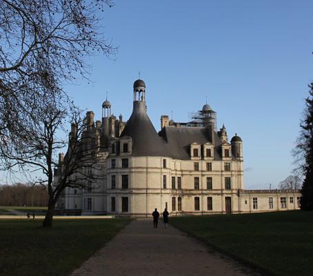 Castelos do Vale do Loire – Chambord
