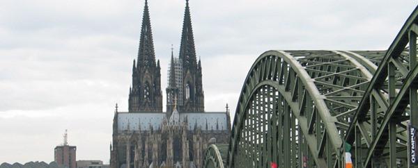 Catedral de Colônia - Alemanha