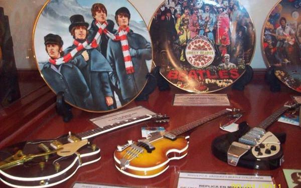 Museu dos Beatles - Buenos Aires - Argentina