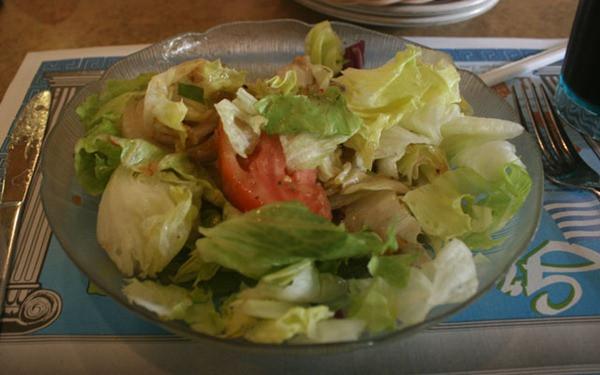 Salada - Peter Pan - Fort Laudardale - Florida - EUA