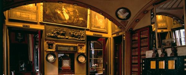 Museu Sir John Soane - Londres Inglaterra