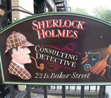 Roteiro de Sherlock Holmes em Londres