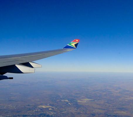 Destino Johanesburgo – África do Sul pela South African