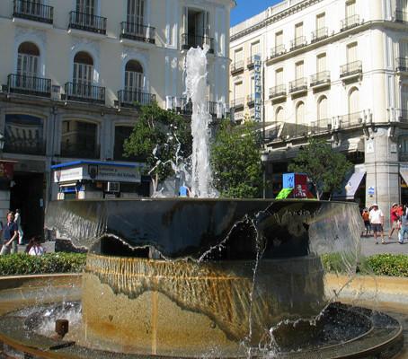 Um passeio por Madri – Espanha