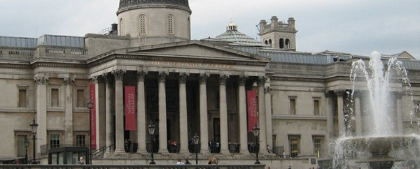 Galeria Nacional de Londres - Inglaterra