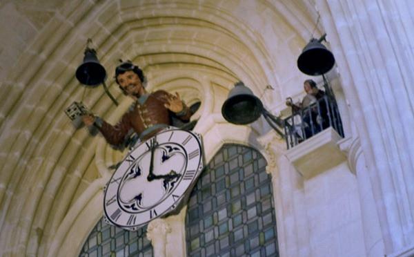 Papamoscas - Catedral de Burgos - Espanha