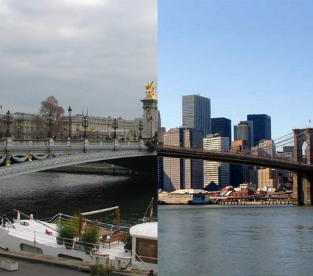 Paris – Nova York, uma história de amor