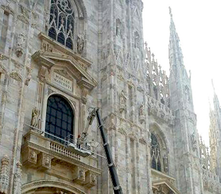 Igrejas em Milão
