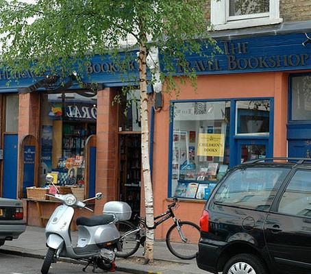 A famosa livraria de Notting Hill fecha suas portas.