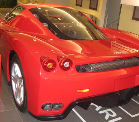 Maranello: o mundo encantado da Ferrari
