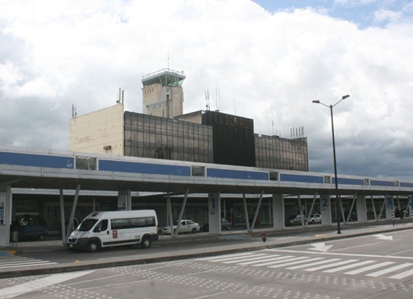 Aeroporto Internacional de Bogotá - Colombia