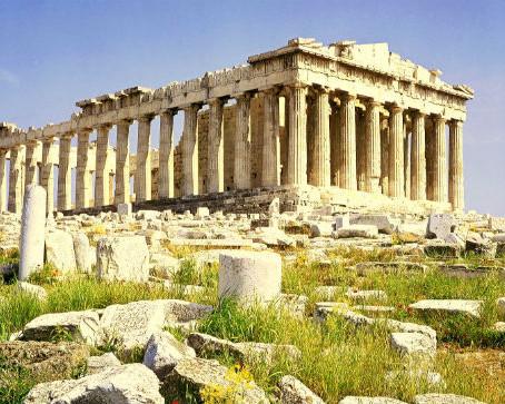 Grécia e seus pontos turísticos