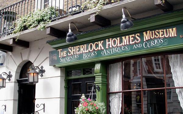 Museu Sherlock Holmes - Londres - Inglaterra