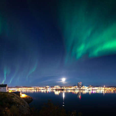 3 motivos para visitar Bodø na Noruega