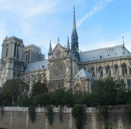 Notre Dame de Paris e do Mundo.