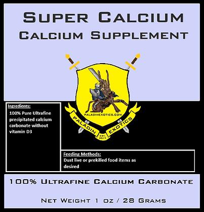 Super Calcium 1 oz Supplement Without Vitamin D3
