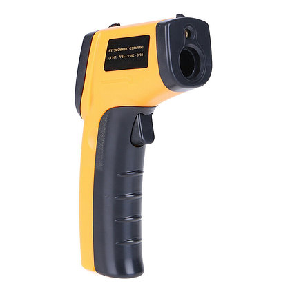 Infrared Thermometer - LCD Non-Contact Laser IR