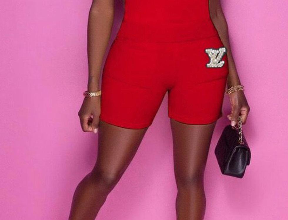 XL CC Girl Short Sets