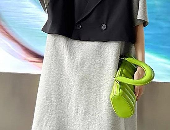 Style & Grace Shirt Dress