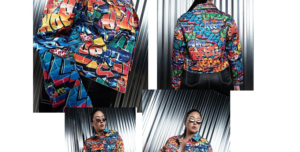 Graffiti Jacket