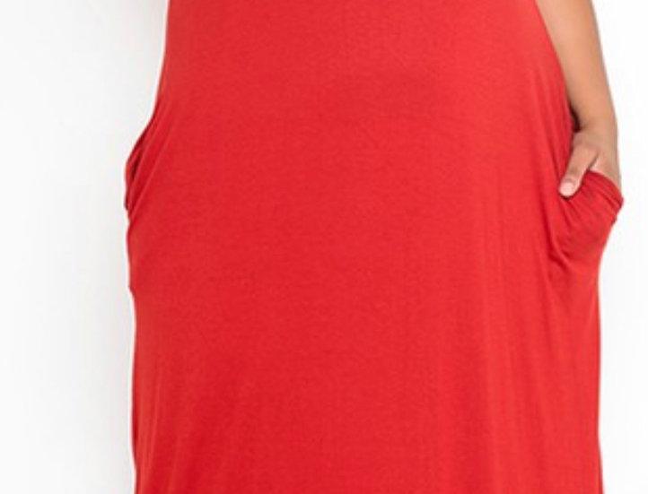 Free Flow Maxi Dress