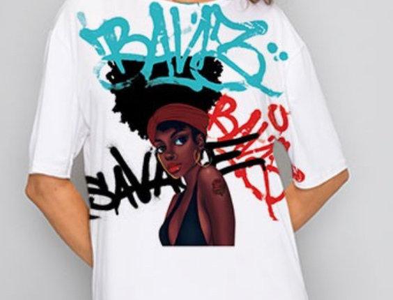 Savage Girl Shirt