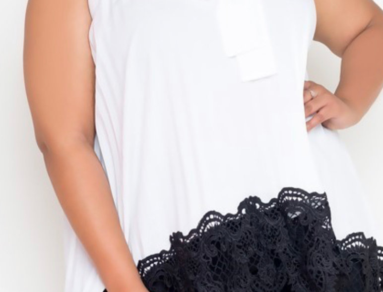 Sophisticated Lady Pleated Top