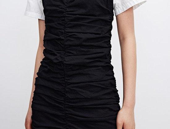 Scrunch Girl Classy Dress