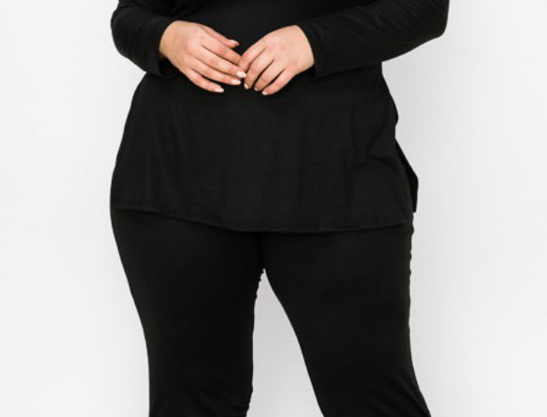 Rush Lady Casual Pants Set