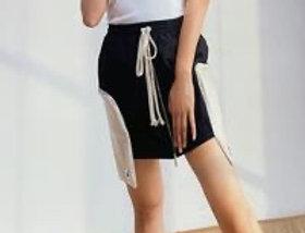 Side Pocket Mini Skirt