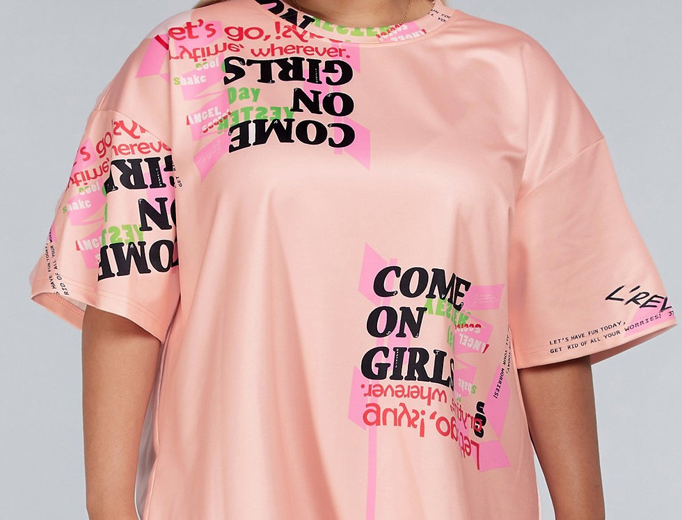 Come On Girl Shirt