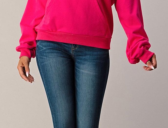 Pink Passion Off The Shoulder Shirt