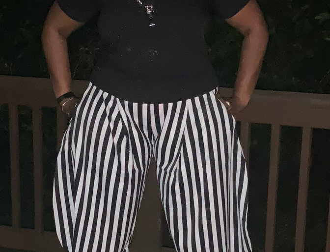 City Girl Harem Pants