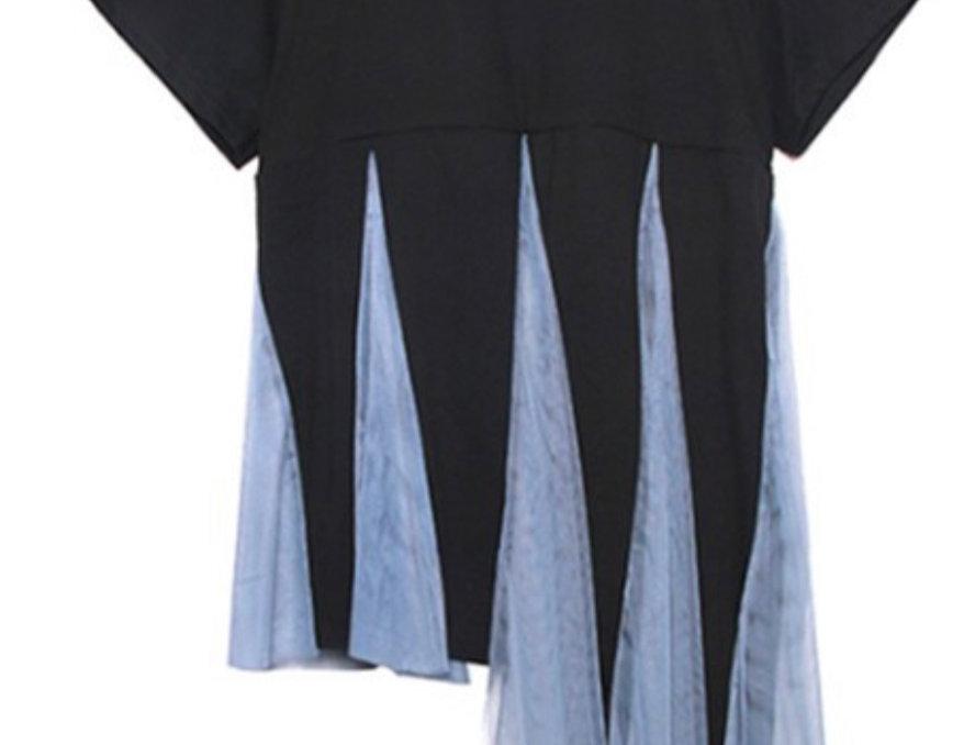 It's Not An Illusion Asymmetrical Shirt