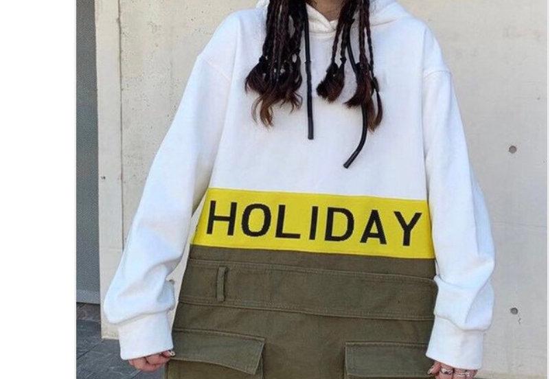Holiday Girl Hoodie