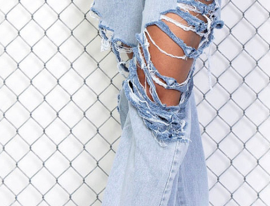 Star Rip It Up Jeans