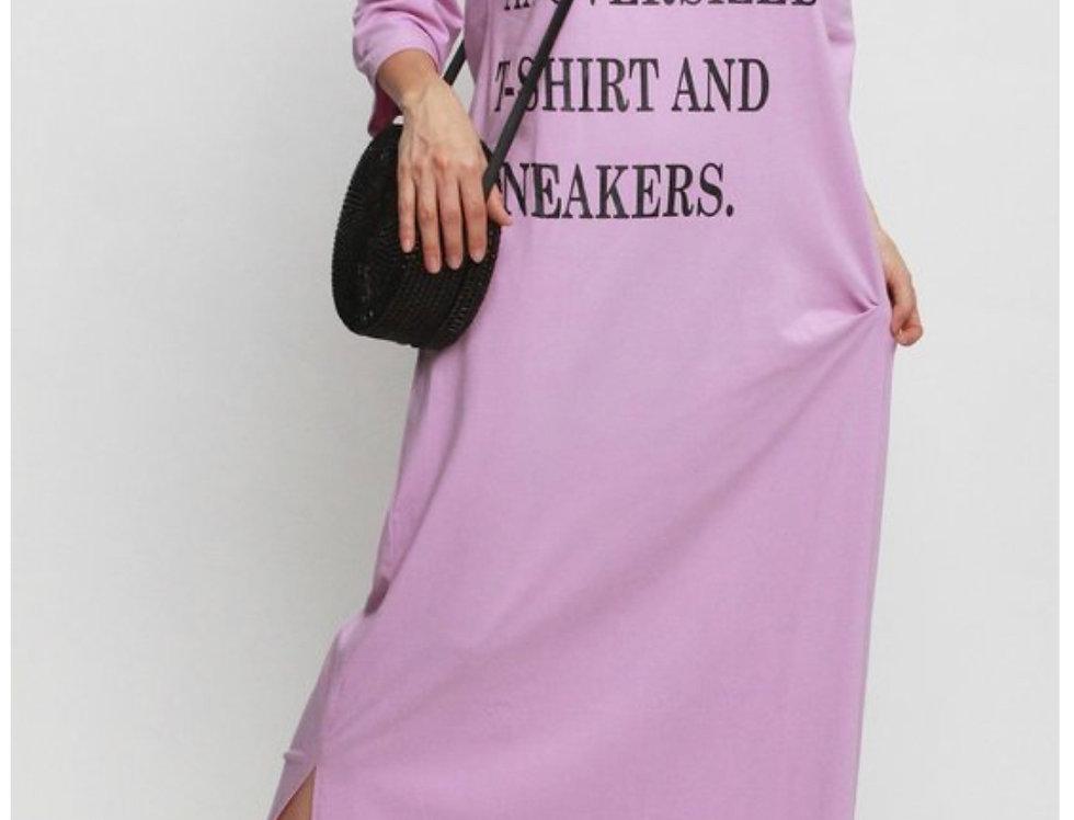 Just That Kinda Day Oversized Dress