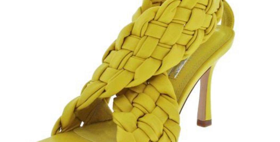 Massima Yellow Sandals